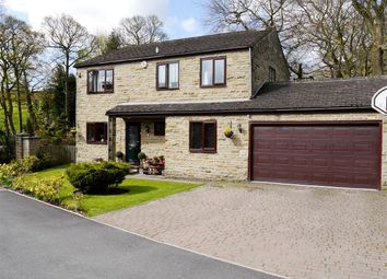 Thumbnail 4 bed detached house for sale in Park Bottom, Low Moor, Bradford