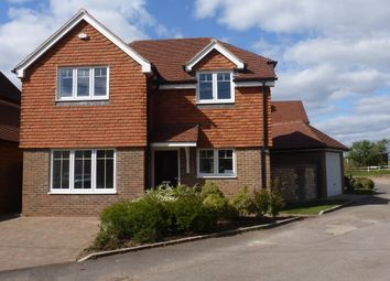 Thumbnail 3 bed detached house to rent in The Green, Elstead, Godalming