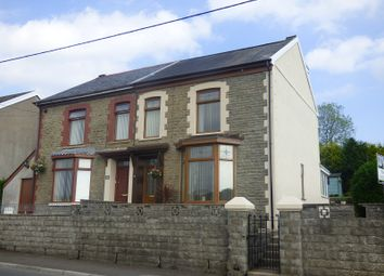 Thumbnail 3 bed property for sale in Golwg Y Bryn, Seven Sisters, Neath .