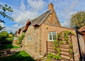 Thumbnail 3 bed cottage for sale in Main Street, Newtown Linford, Leicester