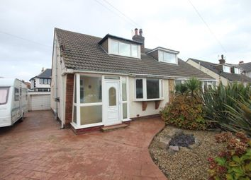 Thumbnail 2 bed semi-detached bungalow for sale in Maida Vale, Thornton-Cleveleys