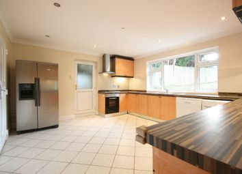 Thumbnail 4 bed detached house to rent in South Approach, Northwood