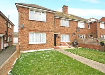 Thumbnail 3 bedroom flat for sale in Southview Gardens, Worthing, West Sussex