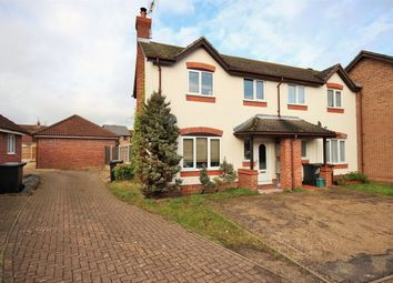 Thumbnail 2 bed semi-detached house for sale in Stirrup Mews, Stanway, Colchester, Essex
