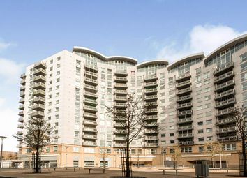Thumbnail 2 bed flat for sale in Crown Heights, Alencon Link, Basingstoke, Hampshire
