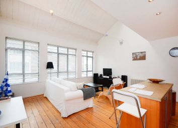 Thumbnail 1 bed flat to rent in Whitecross Street, City