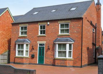 Thumbnail 5 bedroom detached house for sale in Hollycroft, Hinckley