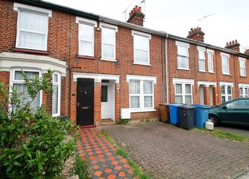 Thumbnail 3 bed terraced house for sale in Henslow Road, Ipswich