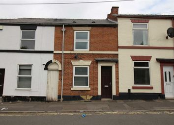 Thumbnail 2 bedroom terraced house for sale in Mount Street, Derby
