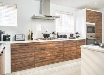 Thumbnail 3 bed detached house for sale in Saxon Rise, Queen Elizabeth Road, Nuneaton