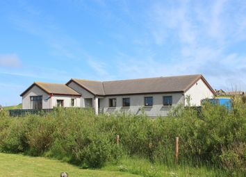 Thumbnail 3 bed detached bungalow for sale in Bu, Burray, Orkney