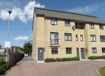 Thumbnail 4 bed town house to rent in Draper Close, Grays