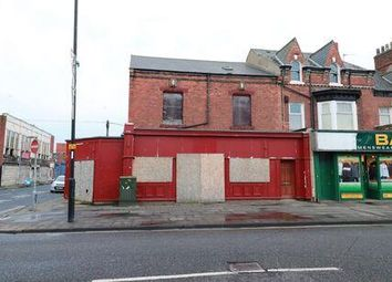 Thumbnail Land for sale in York Road, Hartlepool