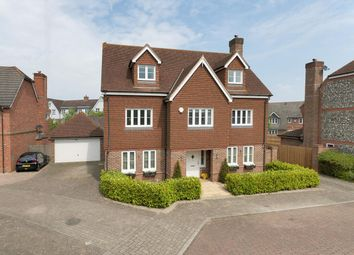 5 bed detached house for sale in Charlotte Drive, Kings Hill ME19