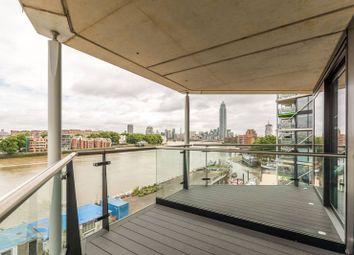 Thumbnail 3 bedroom flat for sale in Riverlight Quay, Nine Elms