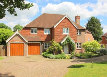 Thumbnail 5 bed detached house for sale in Watercress Way, Medstead, Hampshire