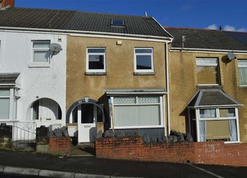 Thumbnail 2 bed terraced house for sale in Clare Street, Swansea
