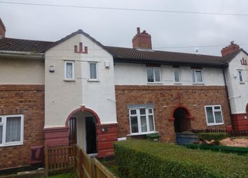 Thumbnail 3 bed terraced house to rent in Colliery Road, Wolverhampton