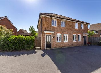 3 bed semi-detached house for sale in Chrysanthemum Drive, Shinfield, Reading RG2