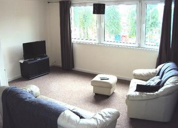 Thumbnail 3 bedroom flat to rent in Broomhill Drive, Glasgow