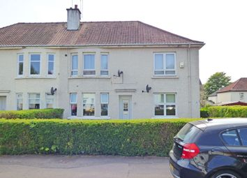 Thumbnail 2 bed flat for sale in Locksley Avenue, Glasgow