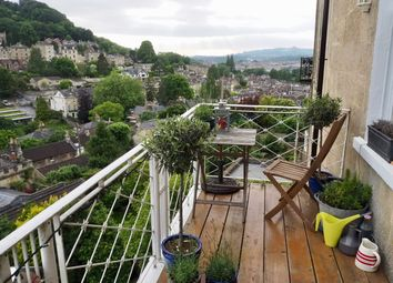 Thumbnail 1 bed flat to rent in Widcombe Crescent, Widcombe, Bath