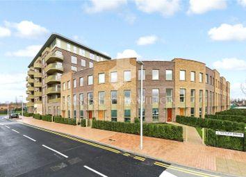 Thumbnail 3 bed terraced house to rent in Kidbrook Village - Townsend Road, Kidbrooke Village, London