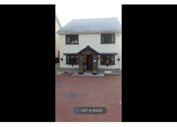 Thumbnail 4 bed detached house to rent in Clos Anthony, Carmarthen