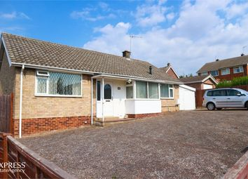 Thumbnail 2 bed detached bungalow for sale in Winchester Road, Bury St Edmunds, Suffolk