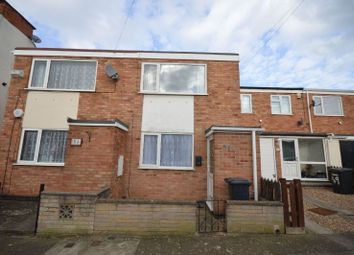 Thumbnail 2 bedroom town house for sale in Lorraine Road, Aylestone, Leicester
