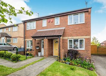 Thumbnail 2 bed terraced house for sale in Eastway, Eastfield, Scarborough, North Yorkshire