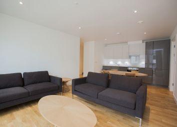 Thumbnail 2 bed flat to rent in Liberty Bridge Road, Olympic Park, London