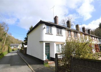 Thumbnail 2 bed end terrace house for sale in Castle Cottages, Castle Lane, Okehampton, Devon