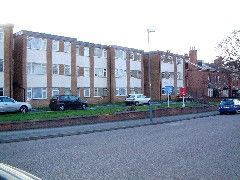 Thumbnail 2 bed flat to rent in Sinclair Court, Park Road, Moseley