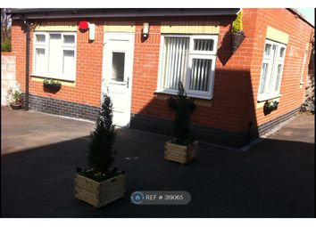 Thumbnail 1 bedroom flat to rent in Villiers Street, Stoke On Trent