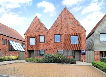 Thumbnail 3 bedroom semi-detached house for sale in Elliotts Way, Horsted Park, Chatham, Kent