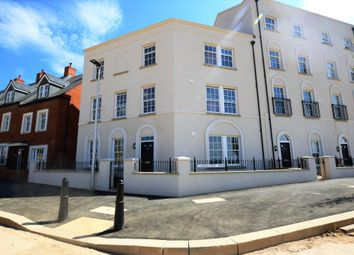 Thumbnail 5 bed end terrace house for sale in Sherford Village, Haye Road, Plymouth, Devon