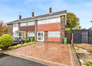 Hurstwood Avenue, Bexley, Kent DA5. 3 bed end terrace house for sale