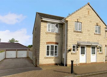 Thumbnail 3 bed semi-detached house for sale in Springfield Drive, Calne, Wiltshire