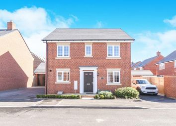 Thumbnail 4 bed detached house for sale in Sycamore Drive, Honeybourne, Evesham, Worcestershire