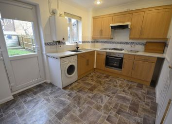 Thumbnail 2 bed end terrace house to rent in Cressey Avenue, Shenley Brook End, Milton Keynes