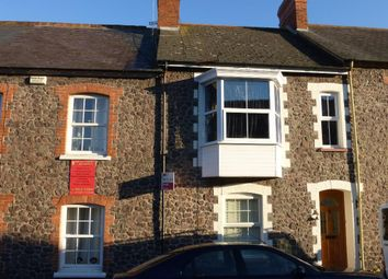 Thumbnail 3 bedroom property to rent in Bampton Street, Minehead