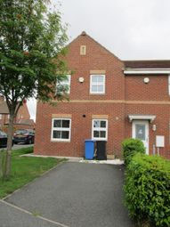 3 bed semi-detached house for sale in Parkside Gardens, Morpeth, Northumberland NE61