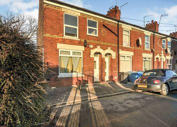 Thumbnail 3 bed end terrace house for sale in Tavistock Street, Hull, East Yorkshire