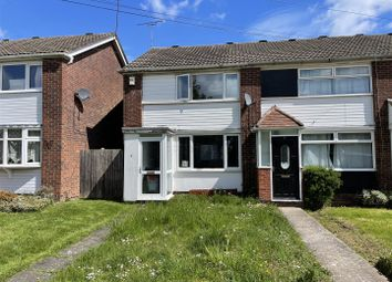 Thumbnail End terrace house for sale in Walton Close, Binley, Coventry