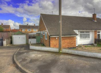 Thumbnail 2 bed bungalow for sale in Keswick Close, Birstall, Leicester