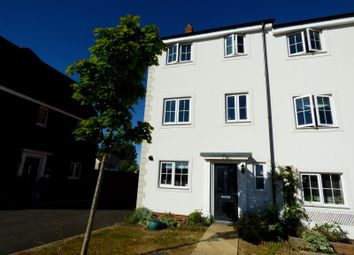Thumbnail 4 bedroom end terrace house to rent in Osprey Drive, Stowmarket