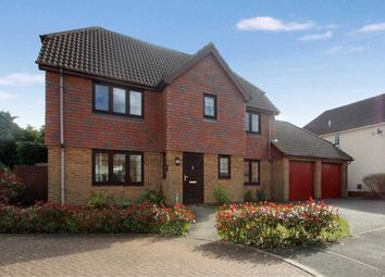 Thumbnail 4 bedroom detached house for sale in Friends Walk, Kesgrave, Ipswich