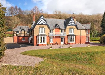 Thumbnail 10 bed detached house for sale in Pumpsaint, Llanwrda