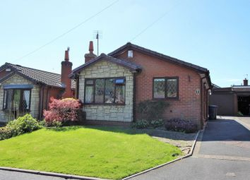 Thumbnail 2 bed detached bungalow for sale in The Green, Brown Edge, Stoke-On-Trent